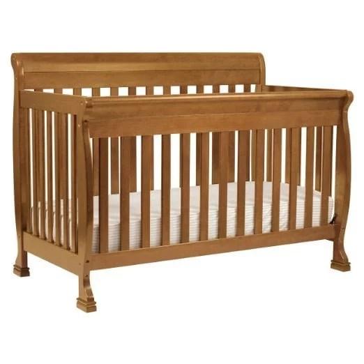 Davinci Kalani 4-in-1 Convertible Crib with Toddler Rail Review