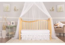 Dream On Me Violet 7-in-1 Convertible Lifestyle Crib Review