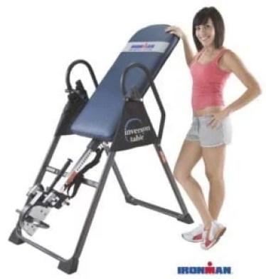 IRONMAN Inversion Table Gravity 4000