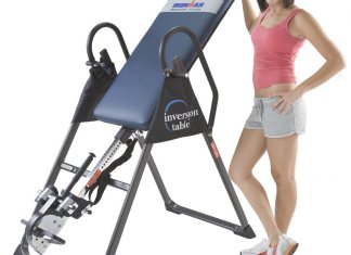 IRONMAN Inversion Table Gravity 4000