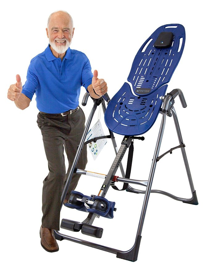 Teeter Hang Ups Inversion Table EP-560 Ltd.