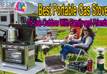 Top 15 Best Portable Gas Stove To Use Outdoor In 2018
