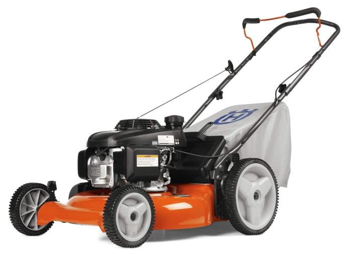 Best Gas Lawn Mower 2018 By Husqvarna 7021P