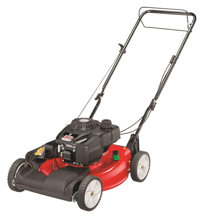 Best Gas Lawn Mower 2018 By Yard Machines 159cc