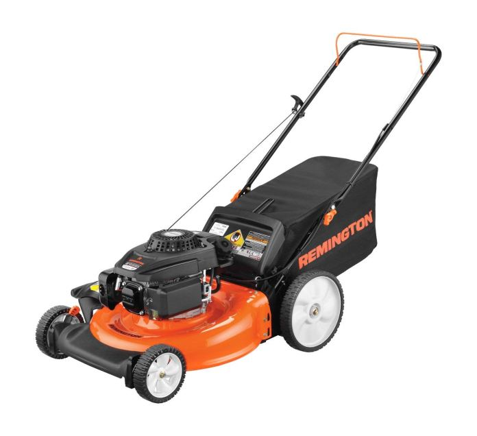 Best Lawn Mower For Small Yard 2018 By Remington RM120
