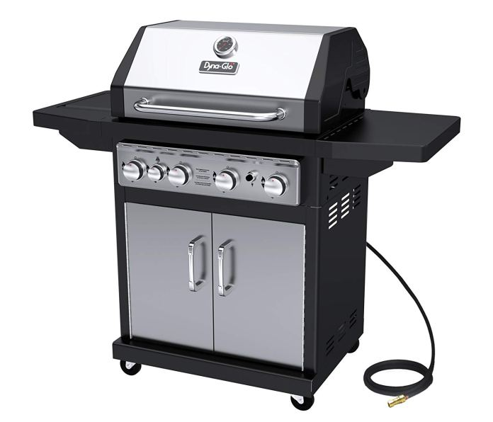 Best Natural Gas Grills 2018 By Dyna-Glo