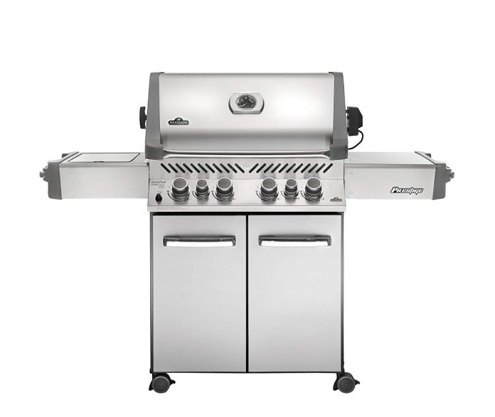 Best Natural Gas Grills 2018 By Napoleon Grills Prestige 500