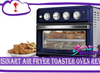 Cuisinart Air Fryer Toaster Oven Review
