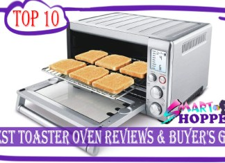 Top 10 Best Toaster Oven Reviews & Buyer's Guide