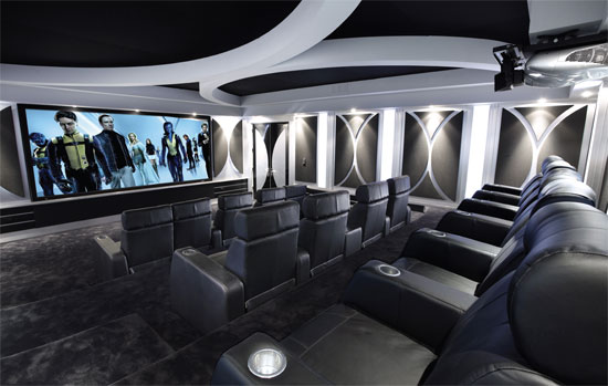 Best Home Theater Systems  Create an Amazing Home Theater