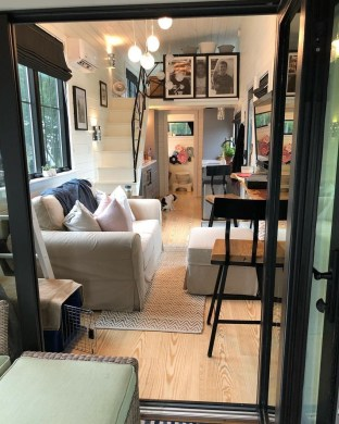 Attractive Simple Tiny House Decorations To Inspire You32