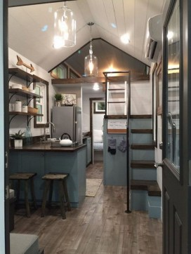 Attractive Simple Tiny House Decorations To Inspire You34