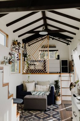 Attractive Simple Tiny House Decorations To Inspire You35