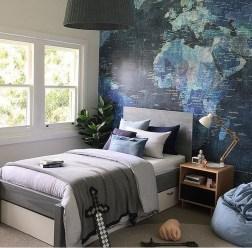 Attractive Teenage Bedroom Decorating Ideas For Comfort In Their Activities05