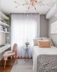 Attractive Teenage Bedroom Decorating Ideas For Comfort In Their Activities38