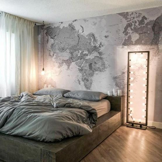 Attractive Teenage Bedroom Decorating Ideas For Comfort In Their Activities46
