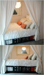 Awesome Bedroom Storage Ideas For Small Spaces22