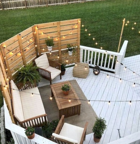 Awesome Outdoor Patio Decorating Ideas12