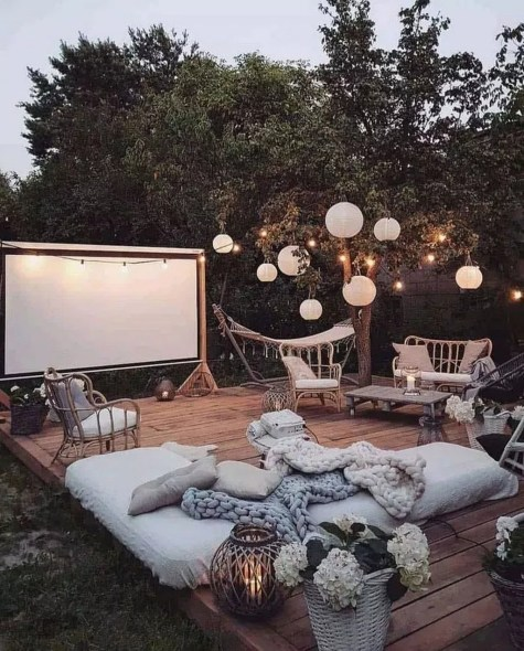 Awesome Outdoor Patio Decorating Ideas13