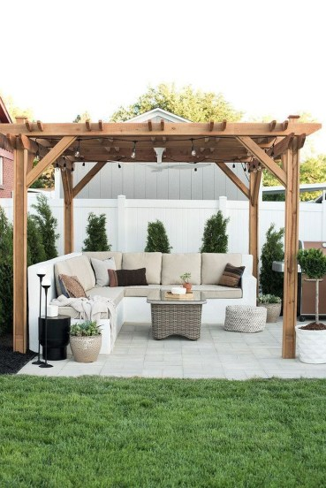 Awesome Outdoor Patio Decorating Ideas21