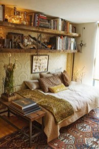 Beautiful Boho Rustic And Cozy Bedrooms24