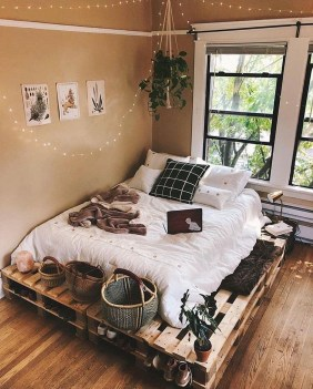 Beautiful Boho Rustic And Cozy Bedrooms25
