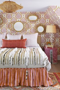 Beautiful Boho Rustic And Cozy Bedrooms46