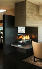 Beautiful Modern Fireplaces For Winter Design Ideas13