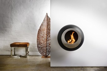 Beautiful Modern Fireplaces For Winter Design Ideas21