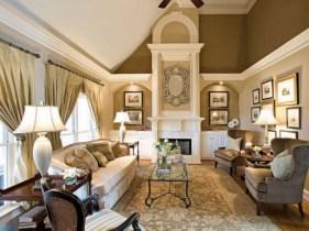 Beautiful Modern Fireplaces For Winter Design Ideas24