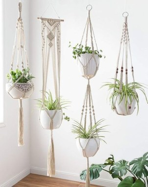 Diy Indoor Plant Display Ideas29
