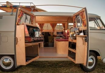 Gorgeous Rv Living Decoration For A Cozy Camping Ideas07