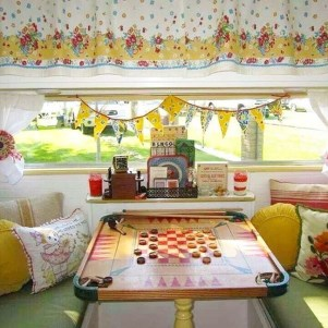 Gorgeous Rv Living Decoration For A Cozy Camping Ideas11