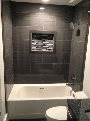 How To Decorate Your Small Bathroom Become More Comfortable And Beautiful15