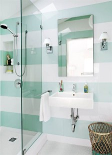 How To Decorate Your Small Bathroom Become More Comfortable And Beautiful22