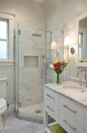 How To Decorate Your Small Bathroom Become More Comfortable And Beautiful30