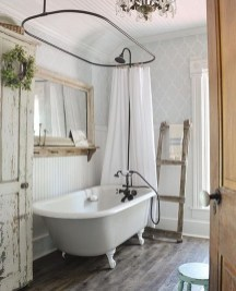 How To Decorate Your Small Bathroom Become More Comfortable And Beautiful36