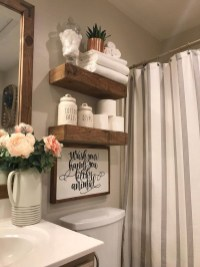 How To Decorate Your Small Bathroom Become More Comfortable And Beautiful38