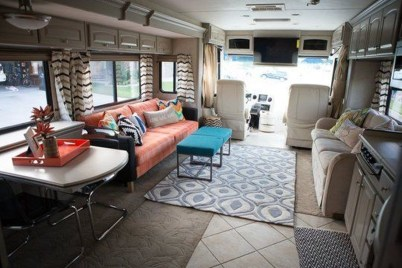 Super Creative Diy Rv Renovation Hacks Makeover23