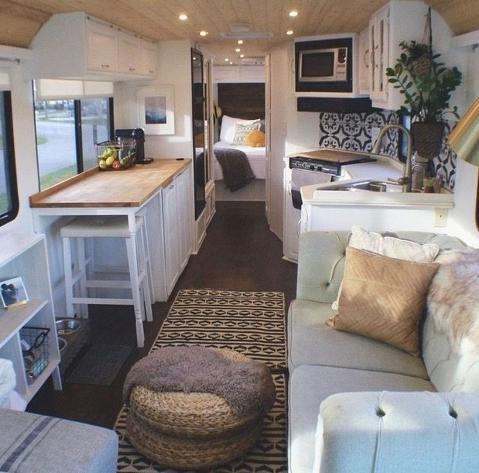 Super Creative Diy Rv Renovation Hacks Makeover29