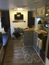 Top Rv Camper Van Living Remodel33