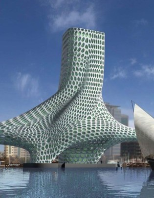 Unique Architecture Building Decoration Ideas17