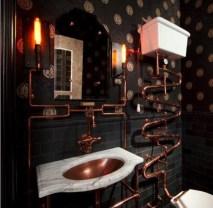 Unique Bathroom Vanities Design Ideas35