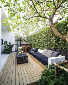 Amazing Backyard Decoration Ideas For Comfortable Your Outdoor18