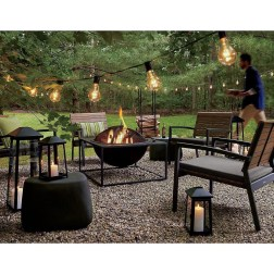 Amazing Backyard Decoration Ideas For Comfortable Your Outdoor40