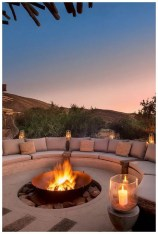 Amazing Backyard Decoration Ideas For Comfortable Your Outdoor42