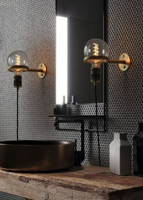 Amazing Industrial Bathroom Decorating Ideas For Your Inspiration07