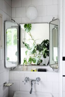 Amazing Industrial Bathroom Decorating Ideas For Your Inspiration37