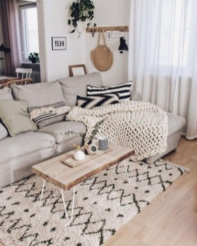Amazing Scandinavian Living Room Decoration Ideas For The Beauty Of Your Home35