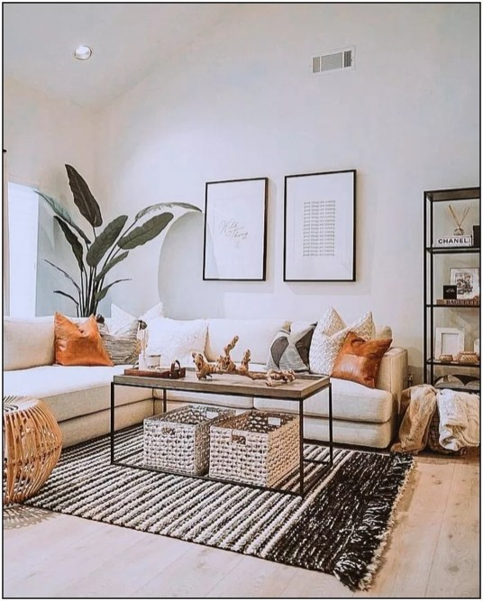 Amazing Scandinavian Living Room Decoration Ideas For The Beauty Of Your Home38